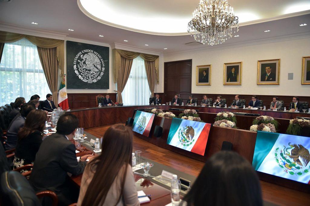reunion-epn-con-representantes-congreso-de-la-union